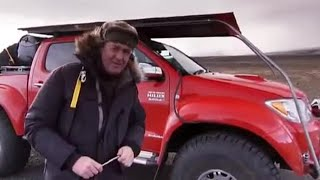 Toyota Hilux Tyre Pressure - Top Gear - BBC