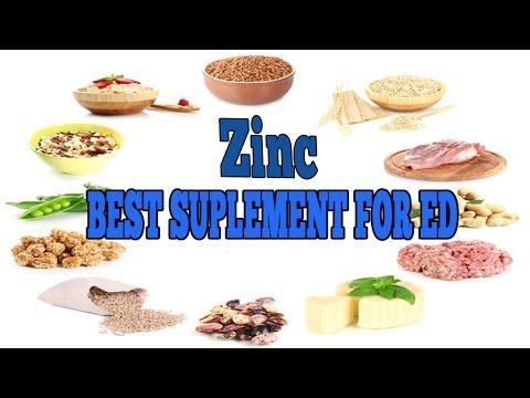 ED Treatments - Zinc Best REMEDY For ED