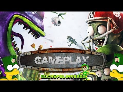 Plants vs Zombies Garden Warfare: Primer Gameplay en Español