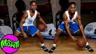 Ramon Jones is ON HIS OWN LEVEL - 2018 CP3 National Middle School Combine