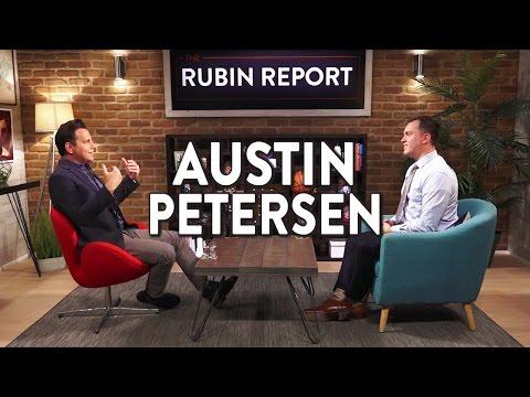 Austin Petersen and Dave Rubin: Libertarians, Taxation, Drugs, Guns, and Abortion  (Full Interview)