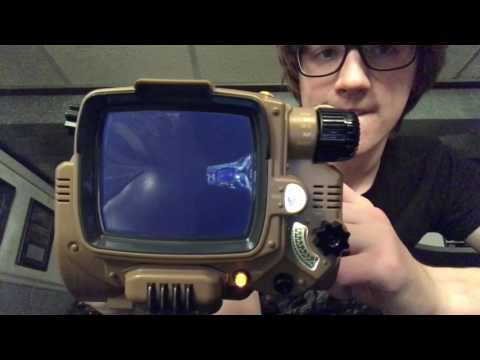 Fallout 4 Pipboy 3000 Bluetooth edition review!