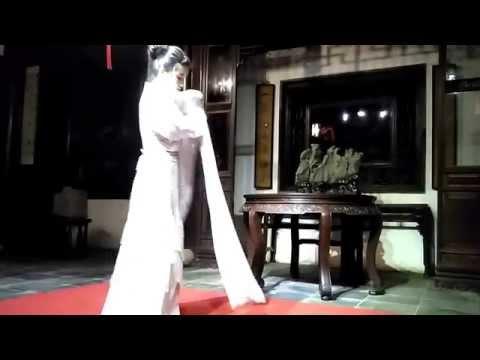 Suzhou Master of Nets Garden dance performance