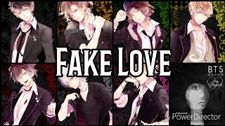 Nightcore - Fake Love (Switching Vocals) - BTS (witch sous