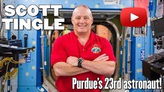 Scott Tingle Becomes Purdue