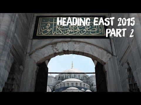 London to Bangkok by Motorcycle - Heading East - Part 2 (Bulgaria, Turkey, Georgia & Azerbaijan  )