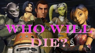 Rebels Season 4 - Who Will Die?