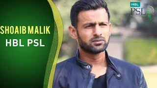 HBL PSL - Shoaib Malik at Silly Point