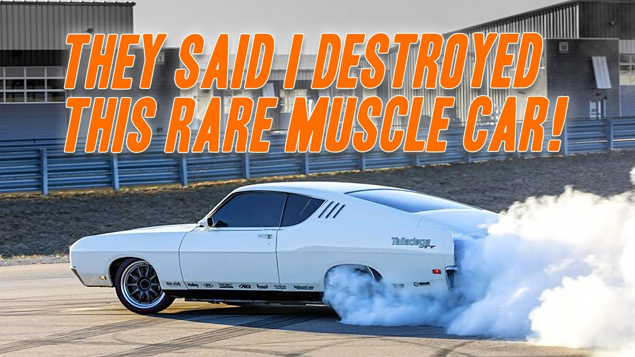 Why Did I Ruin One Of The Rarest Muscle Cars Of All Time?