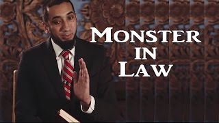 Mother-In-Law treated her like garbage | Ustadh Nouman Ali Khan