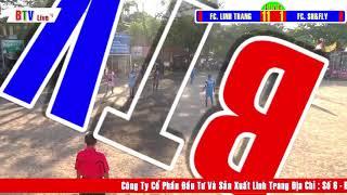 Highlight : FC  Ý YÊN - FC  ĐOÀN KẾT - BTV Live - imclips net