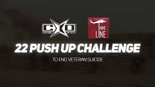 22 Push Ups for 22 Days - Why?