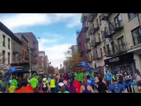 NYC Marathon 2015 Brooklyn