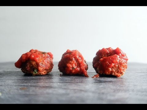 Keto Recipe - Chorizo Meatballs