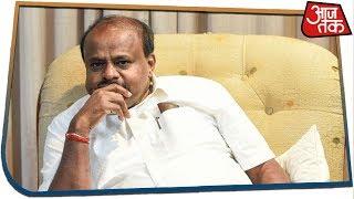 Karnataka Crisis: Kumaraswamy Government On The Brink Of Collapse