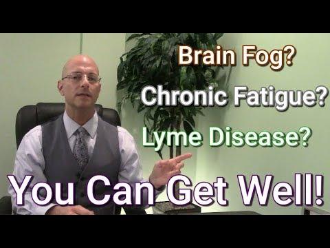 Lyme Disease | Brain Fog | Chronic Fatigue: You Can Get Well
