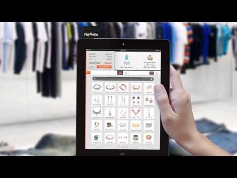 Payfirma Tablet POS: La caisse enregistreuse du futur