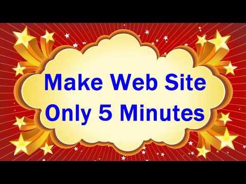 how to create easy professional WordPress website  blog landing page Bangla video Tutorial