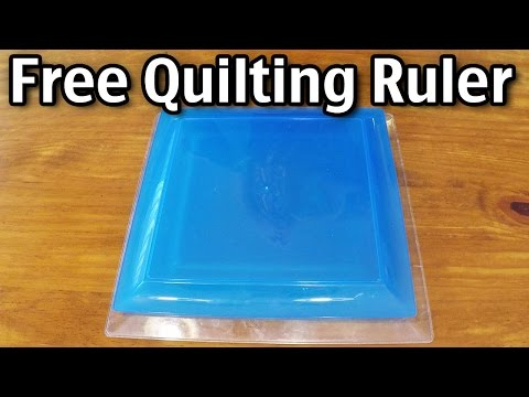Free Quilting Ruler