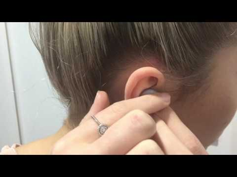 How to: Blu Tack as Ear Plugs   Ear Cleaning Clinic
