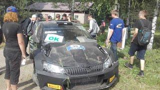 Neste Rally Finland 2016 | WRC | Crashes & action