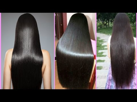 Homemade Magical Hair Oil for Long Hair, Silky Hair, Shiny Hair, and Smooth Hair