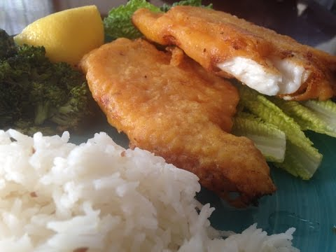How to Make The Best Breaded Fish Ever