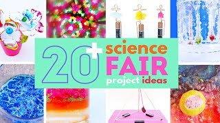 Download 20+ Science Fair Projects That Will Wow The Crowd Video