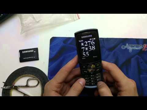 Samsung L760 - HARD RESET