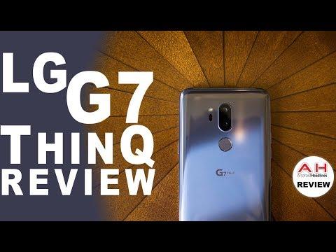 LG G7 ThinQ Review - Something Borrowed, Something New