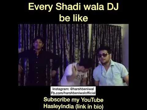 India Dj best funny video