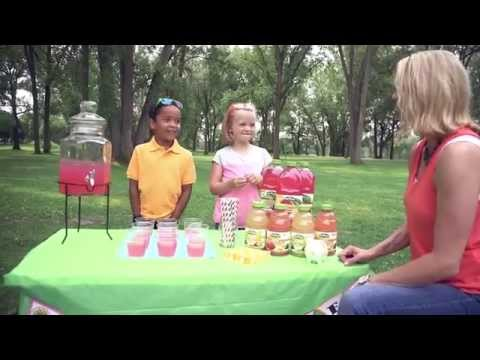 Kids Give Advice on Making the Best Lemonade Stand