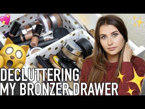 Makeup Declutter - Bronzers (Cruelty Free & Vegan!) - Logical Harmony
