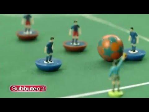 Subbuteo Main Game  - UEFA Champions League Football - Giochi Preziosi