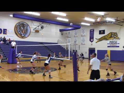 Lewiston High School Volleyball Sept 19 2017 CDA 11