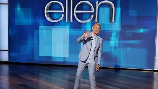 Ellen's Summer Visit with the Royal Baby