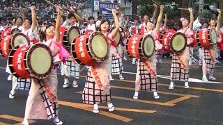 盛岡さんさ踊り2016 パレード 2016/08/04