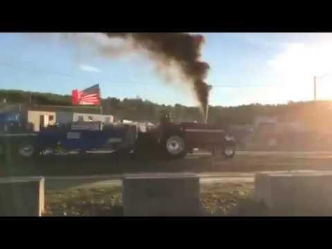 Grand Falls tractor pull  2018