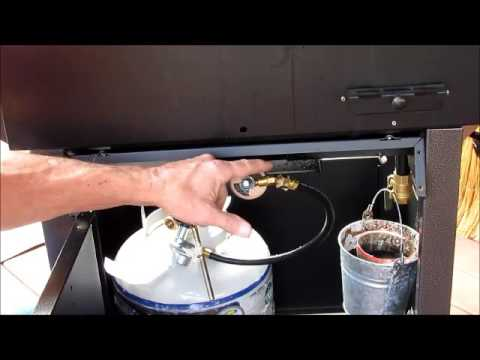HOW TO test for gas leaks