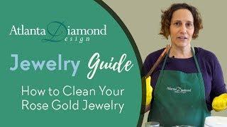 Rose Gold Plating Solution - Jewelry Kit - JewelMaster Pro