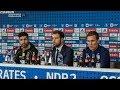 21 Spieltag HSV SGD Pressekonferenz Nach Dem Spiel