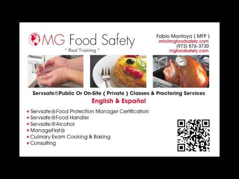 ServSafe® Certification NJ