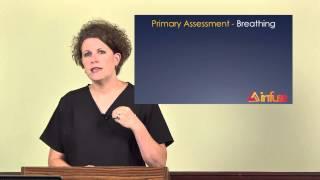 Emergency Department Nursing: Initial Patient Assessment Module 1