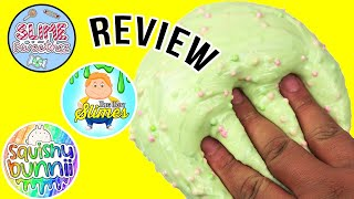 LIVE! 100% HONEST SLIME REVIEW!!! ALL TEA, ALL SHADE! 💦 🐸 ☕️