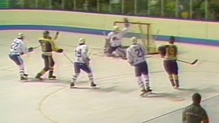 Bernie Nicholls reflects on his 4-goal game against Nordiques