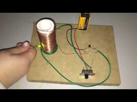 Physics 12 project: Tesla coil