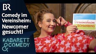 Jetzt bewerben: BR sucht Newcomer-Comedians | Vereinsheim | BR Kabarett & Comedy