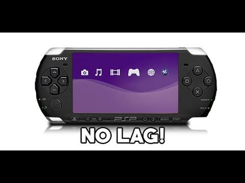 Make PSP Faster / Remove Lag