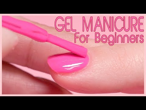How to Apply Gel Polish - Step by Step