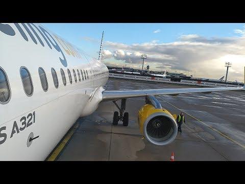 TRIPREPORT / Vueling / Airbus A321 to Malaga (ECONOMY)